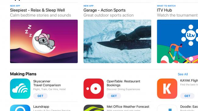 Apple's App Store marks 10th anniversary