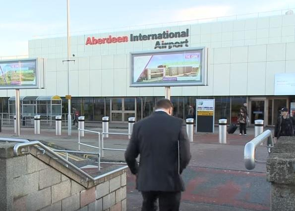 New passenger magazine for Aberdeen International Airport