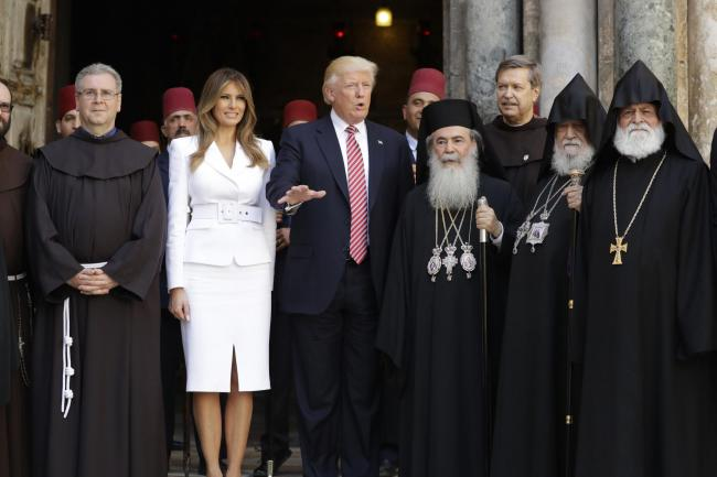 Read Scottish religious leaders' open letter to Trump
