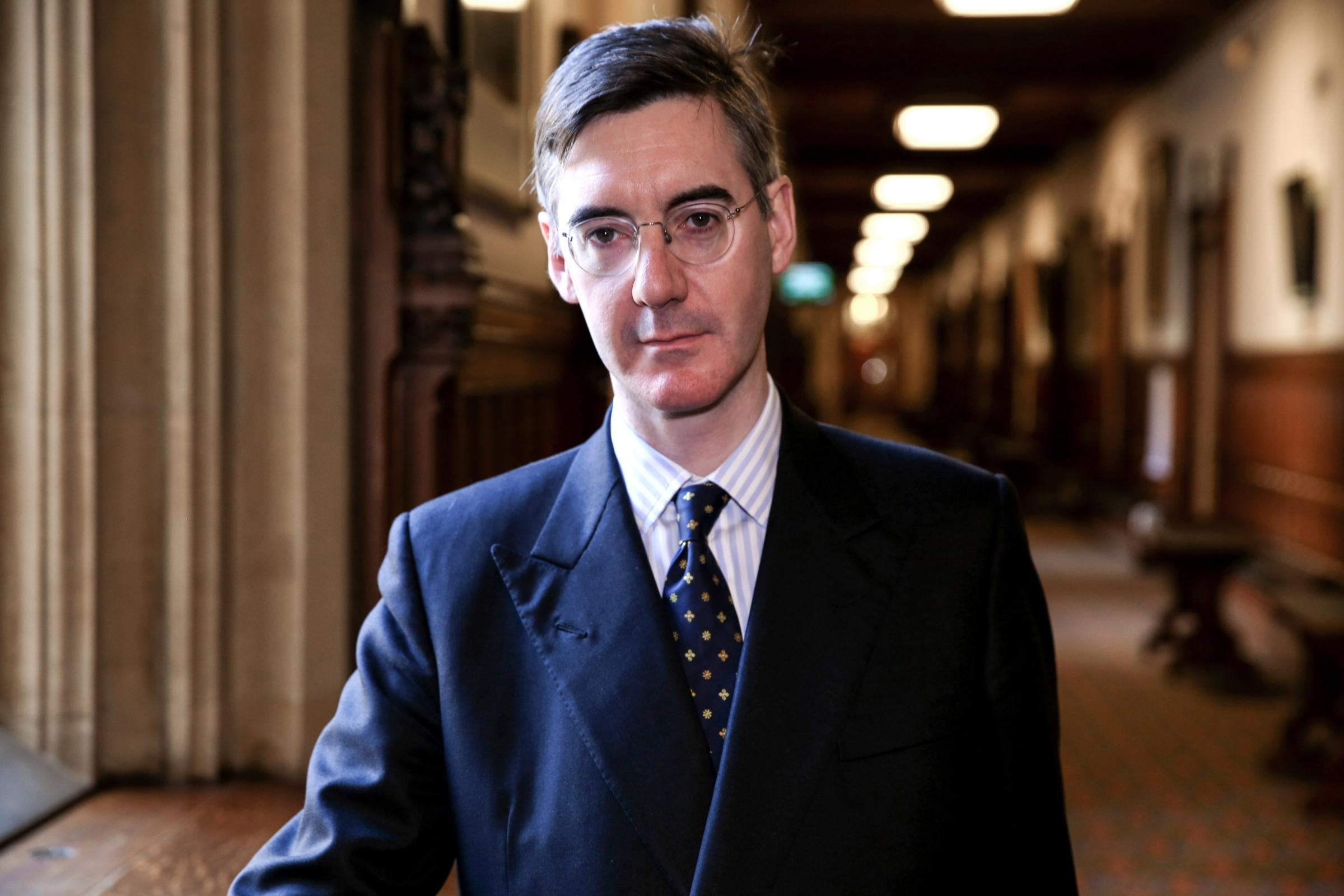 Rees-Mogg: UK not seen 'such vassalage to continent since King John paid homage to King of France in 1200'