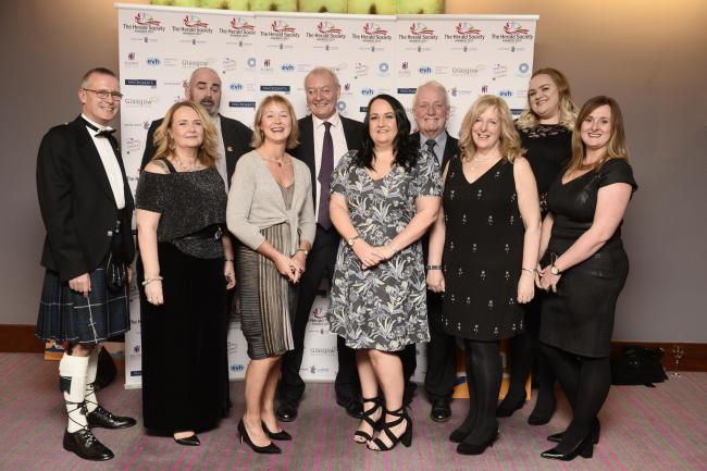 North Ayrshire council scooped a remarkable four awards at last year's ceremony. Photo by Jamie Simpson/Herald & Times)