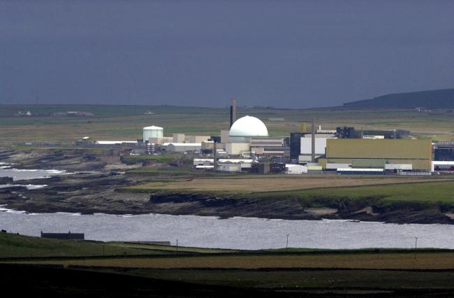 Dounreay nuclear power station in Caithness. Picture: Gordon Terris.