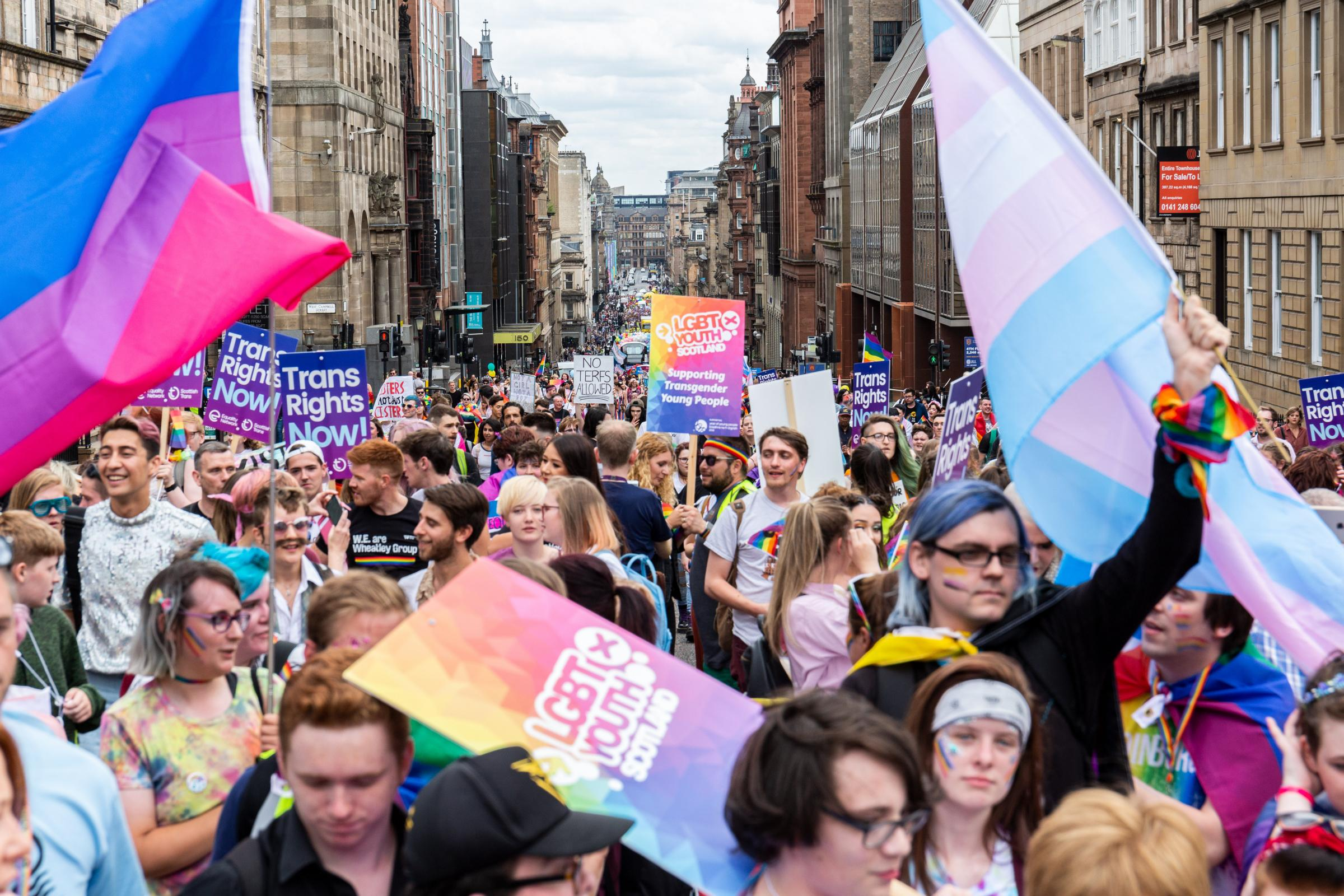 Pride Glasgow 2019: What will the weather be like on Saturday and what is the route?