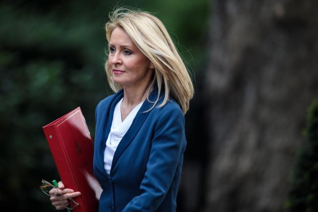 Work and pensions secretary Esther McVey is understood to want to ditch a pensions dashboard that was due to launch next year. Picture: Jack Taylor/Getty Images.