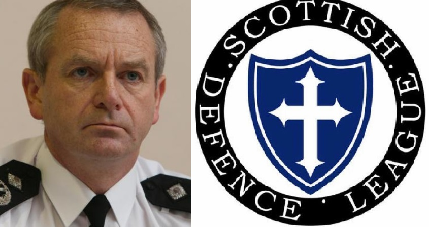 Acting chief constable intervenes to curb far-right 'pro free speech' protest in Glasgow