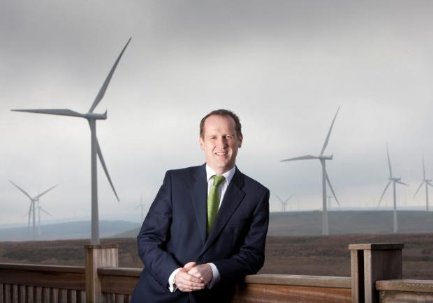 HeraldScotland: Keith Anderson of ScottishPower. Picture: Chris James.