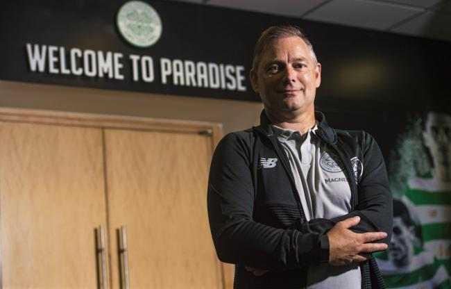 Eddie Wolecki Black has been announced as the new head coach of Celtic's women's team