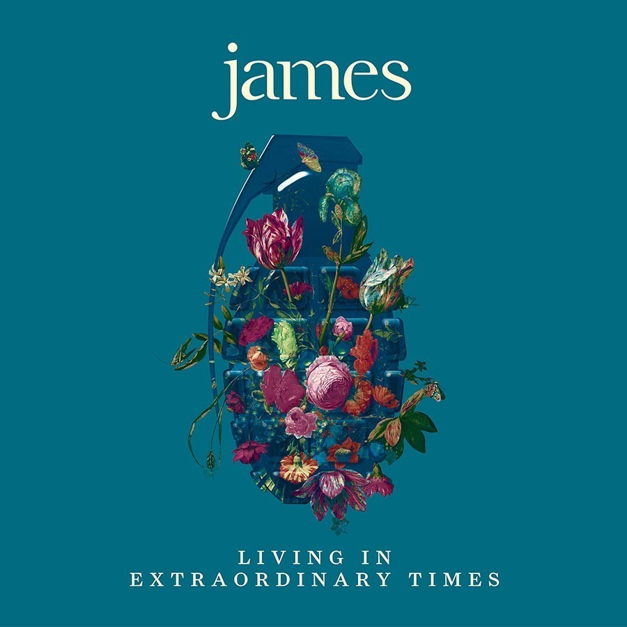 Review: James, Living in Extraordinary Times