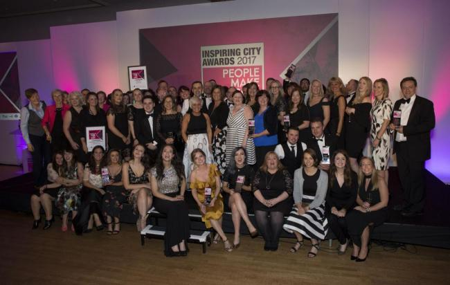 Everything you need to know about the Inspiring City Awards 2019