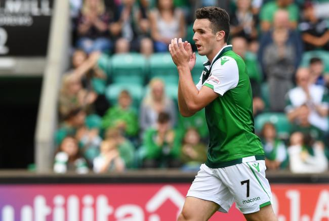 John McGinn has offers from both Celtic and Aston Villa