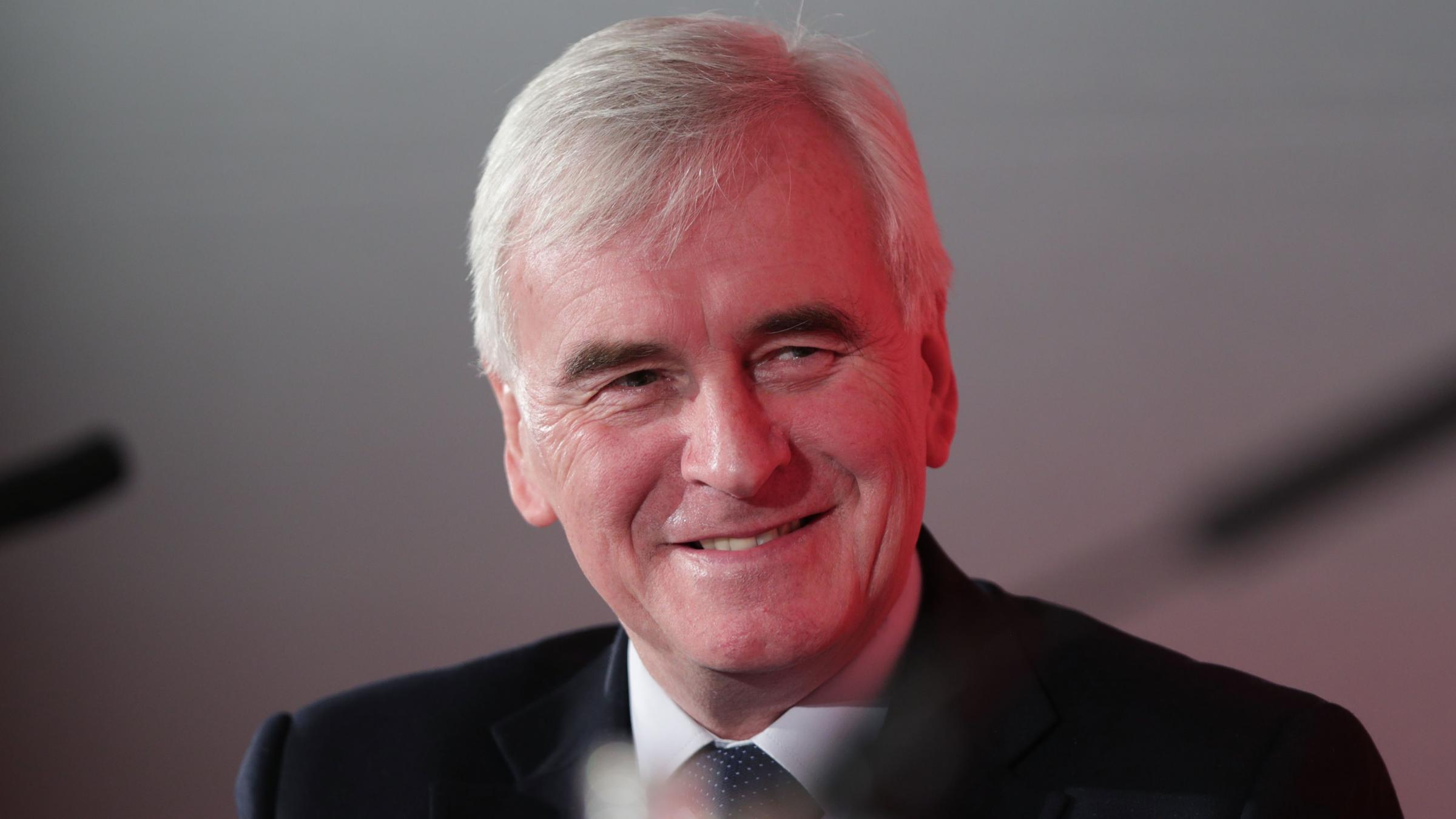 John McDonnell comes under fire for Gaza attempted genocide claim