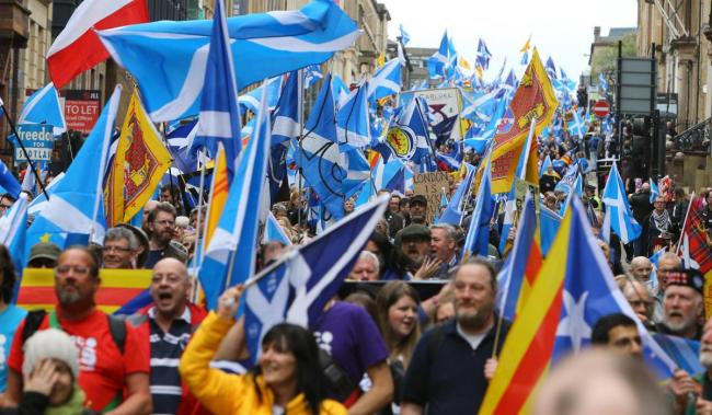 Scottish Labour councillor joins LibDems amid Scottish independence row