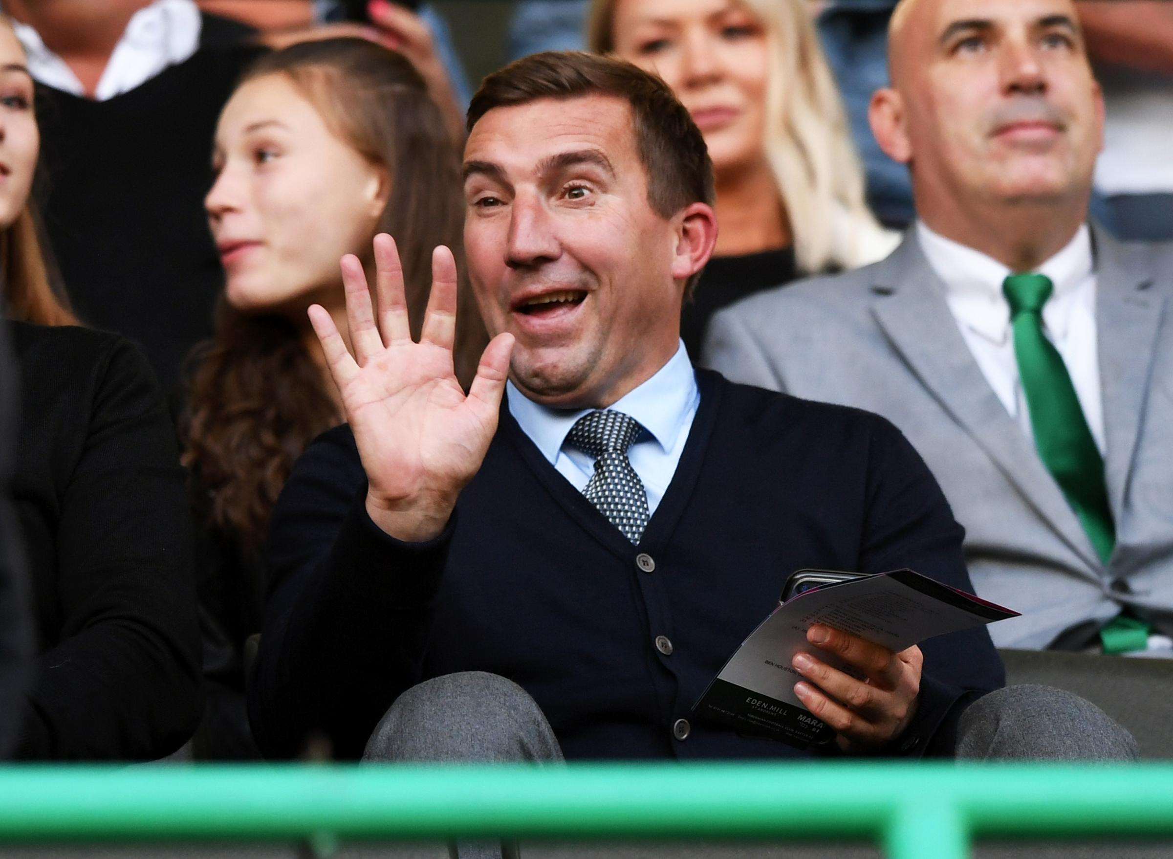 Rangers v St Mirren: Alan Stubbs was tired of seeing Steven Gerrard, but he can not wait to face him