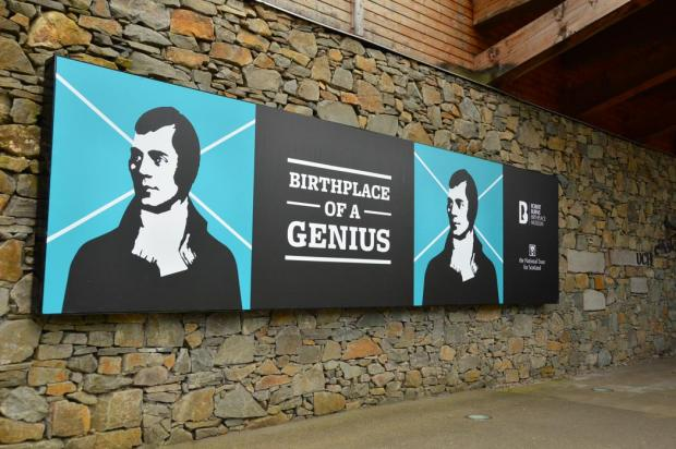 HeraldScotland: Robert Burns Museum