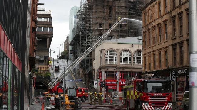 Sunday Herald View: The wall of silence over the art gallery school fire must be destroyed