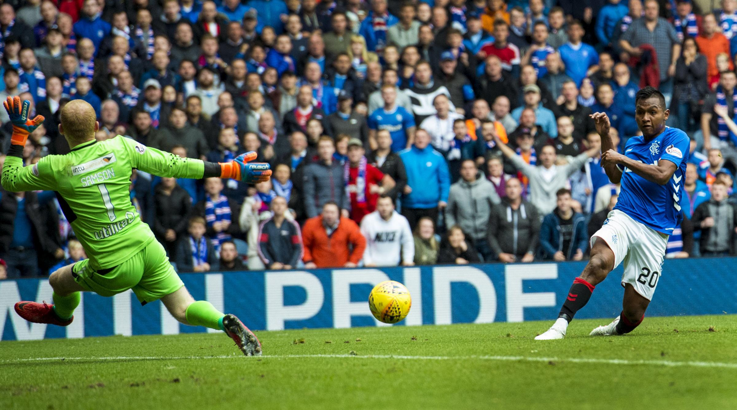 Rangers find St. Mirren even easy to beat with ten men