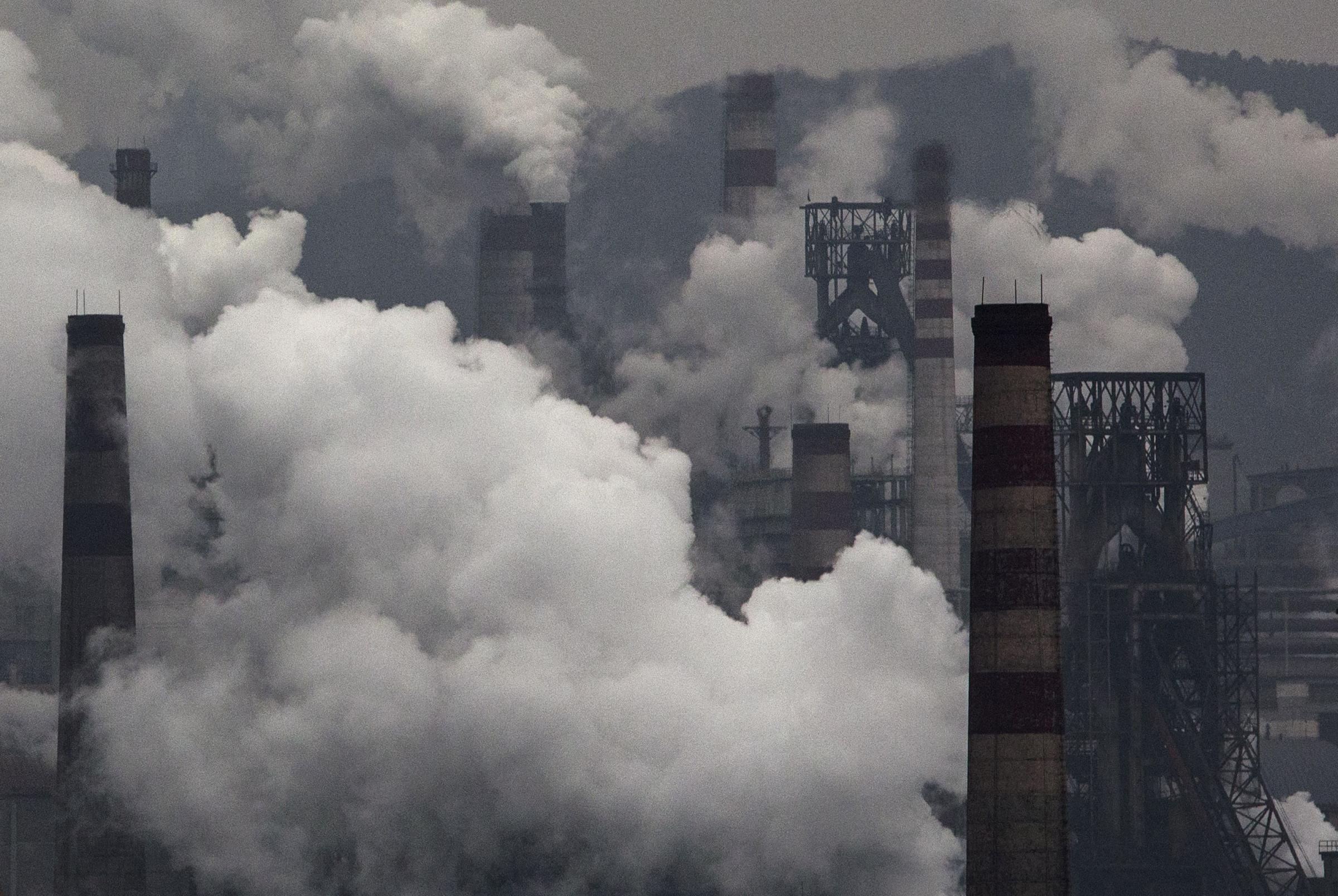 Give up the CO2 pretence