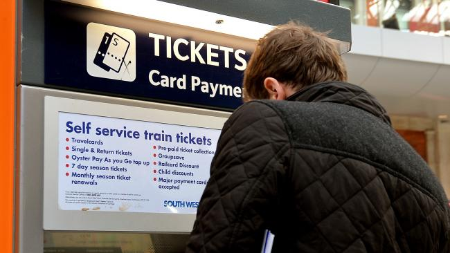 Critics hit out over expected rise in rail season ticket costs