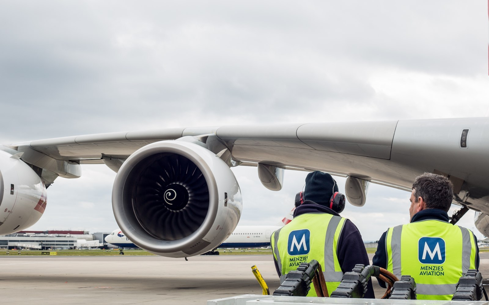 Menzies is focused on the aviation services market