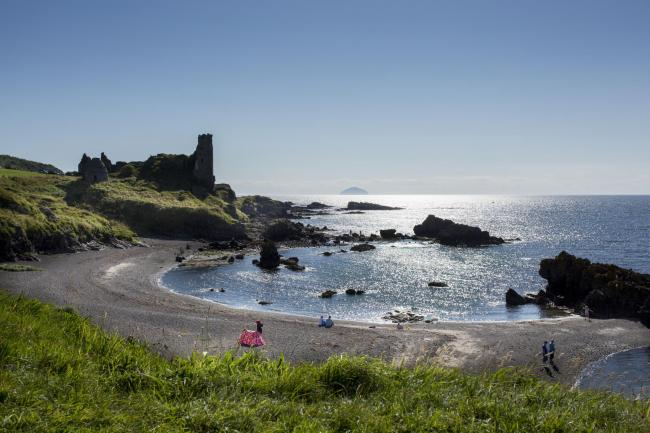 The 5 best beaches in Ayrshire