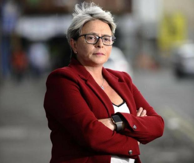 HeraldScotland: Scottish Conservative health spokesperson, Annie Wells