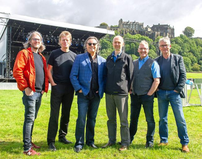 Exclusive look behind the scenes as Runrig announce fan Q&A before saying goodbye for good