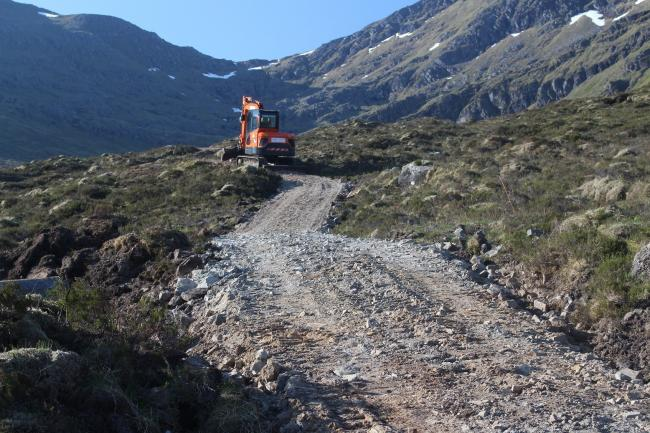 Call to crack down on hill tracks scarring Scotland's wild areas
