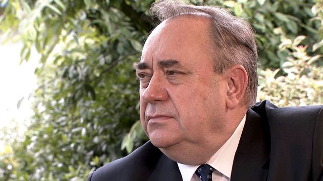 Alex Salmond is seeking a judicial review over the handling of harassment allegations