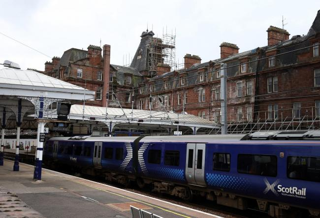 New modern train station to be built in Ayr town centre