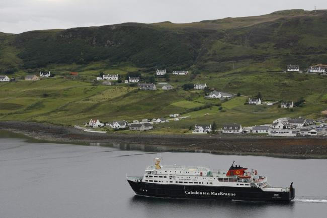 CalMac have paid back £6m to the Scottish Government