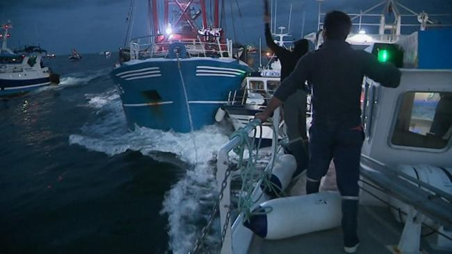 Fishermen Warn Of Turbulence Post Brexit After Boats Clash In English Channel Heraldscotland