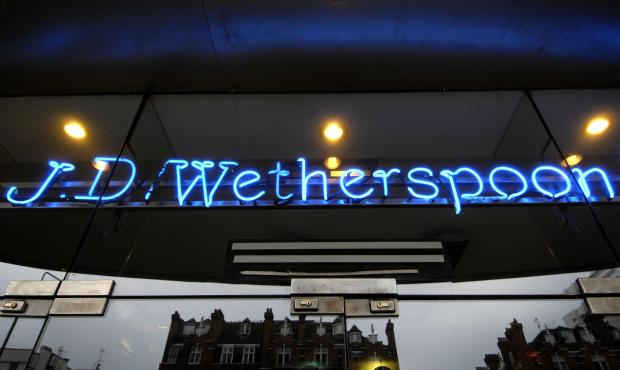 HeraldScotland: JD Wetherspoon opened its first pub in 1979, and now has 714