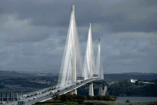 Queensferry Crossing has 'more traffic than it can handle,' admits bridge maintenance boss