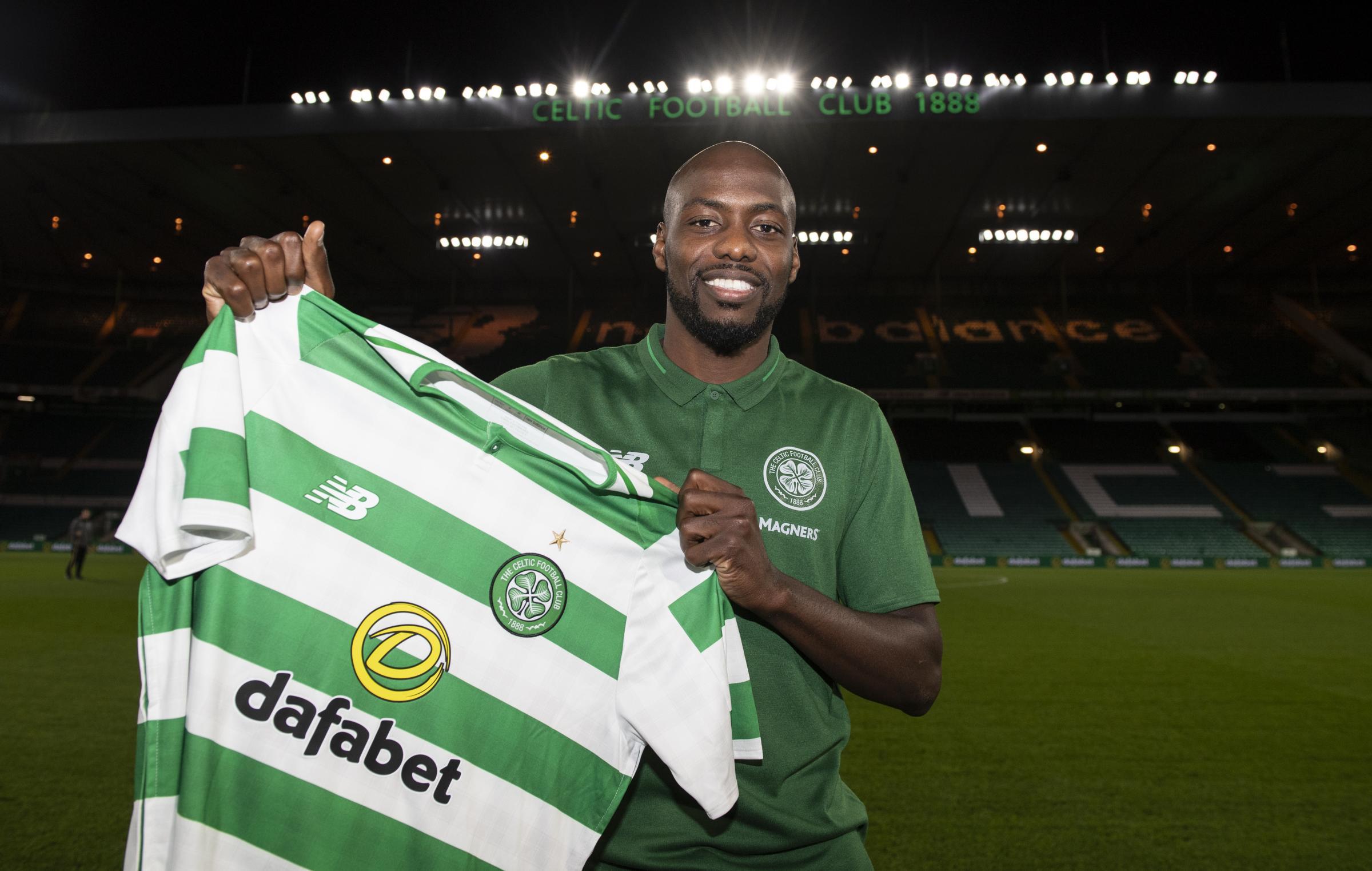 Former Celtic midfielder Youssouf Mulumbu completes sensational Kilmarnock return