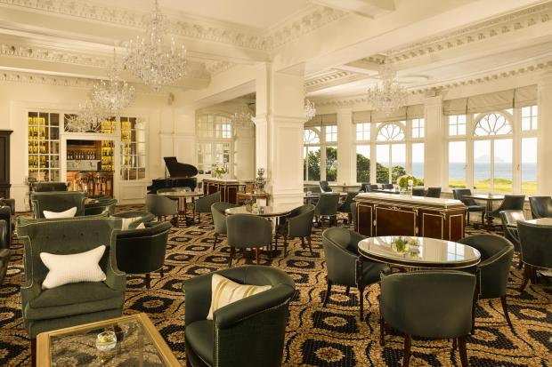 HeraldScotland: Grand Tea Lounge & Bar
