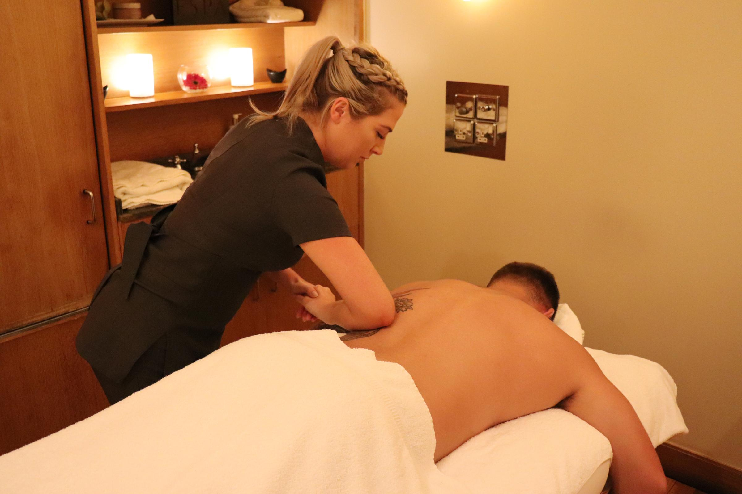 National Spa Week: The Benefits of Massage