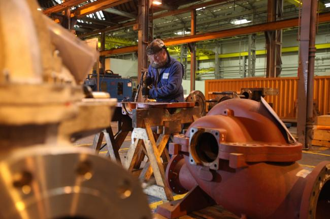Glasgow engineering heavyweight dampens oil and gas market recovery hopes