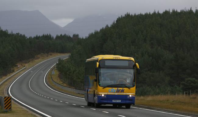 Scottish Citylink Coaches feels impact of competition as profits fall