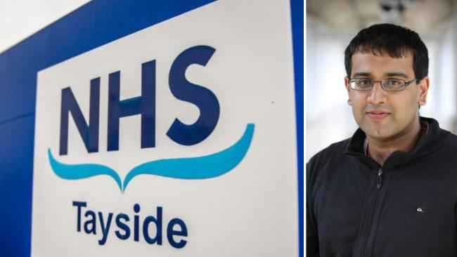 NHS Tayside bosses have been accused of 'not taking seriously' issues raised by whistleblowers