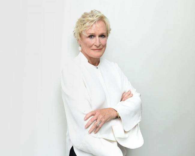 Glenn Close Photograph by Griffin Lipson/BFA/REX/Shutterstock (9775228l)