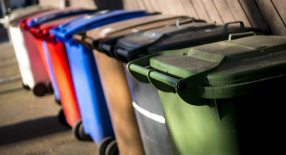 Residents will have to pay for new and replacement wheelie bins