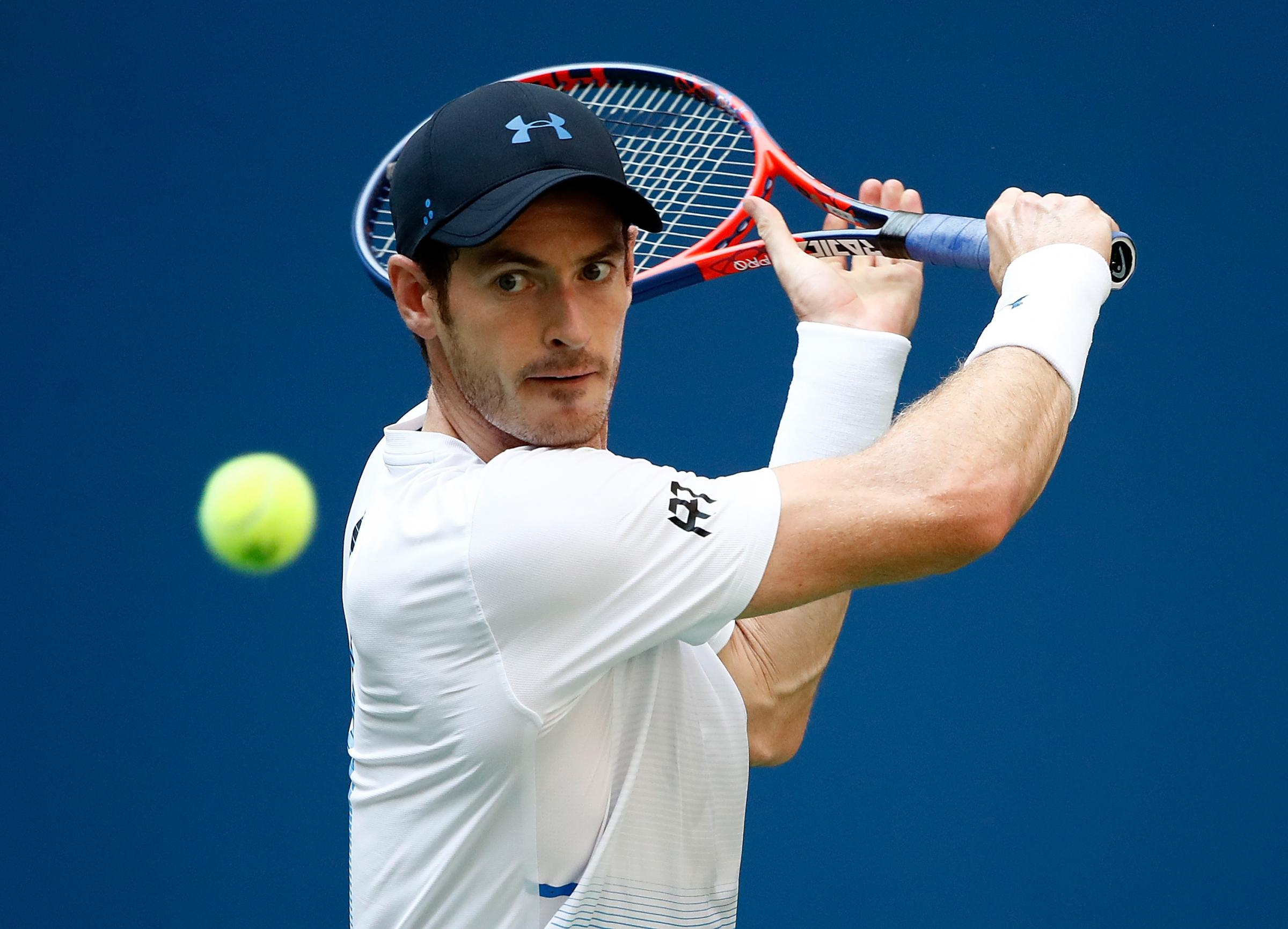 Andy Murray will play Zhizhen Zhang of China at the Shenzhen Open