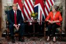 May to talk post-Brexit trade with Trump when two leaders meet in New York