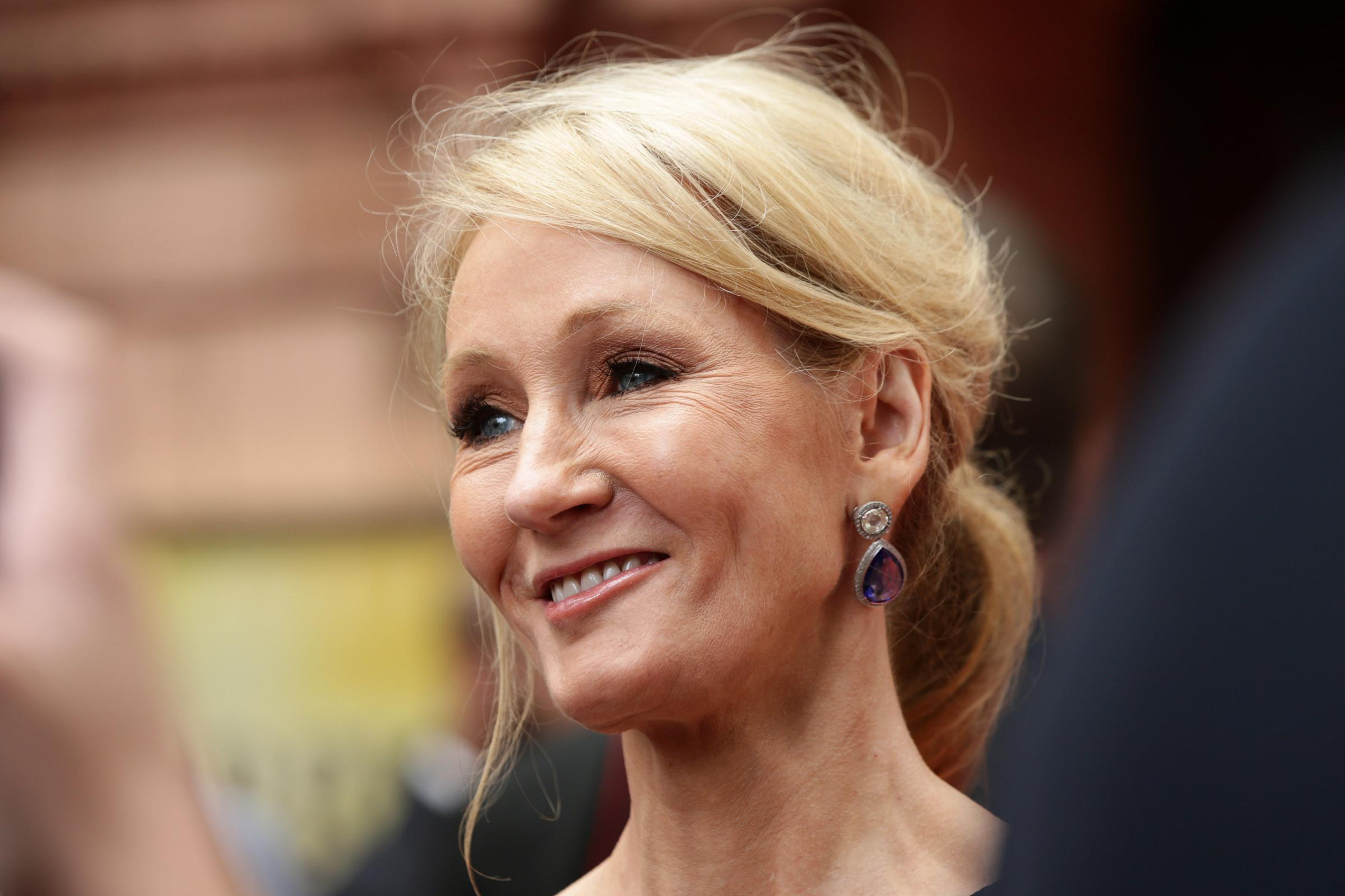 JK Rowling's husband says PA accused of defrauding Harry Potter author was 'good liar'