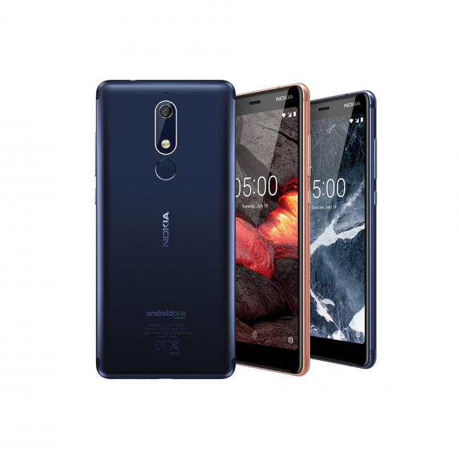 Technology: Nokia 5.1 Smartphone