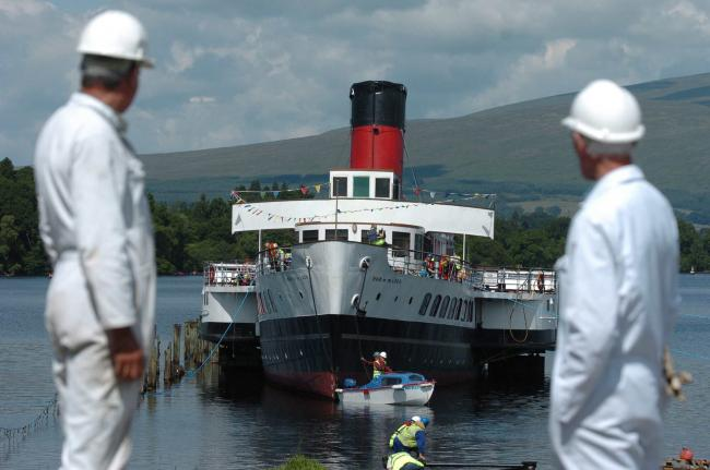 Maid of the Loch charity 'devastated' by £3.7m funding setback