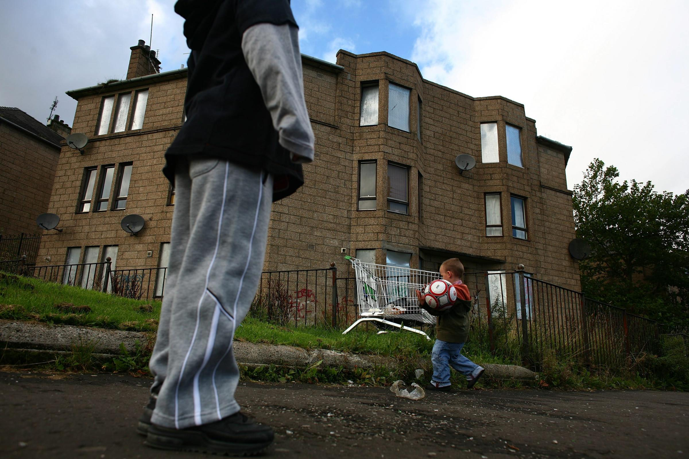 'Shocking' inequality remains in Scotland, finds study
