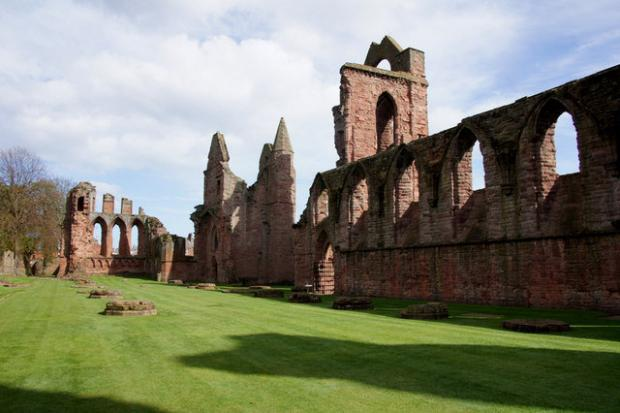 HeraldScotland: Arbroath Abbey will host a special exhibition with the descendants of the families on July 3