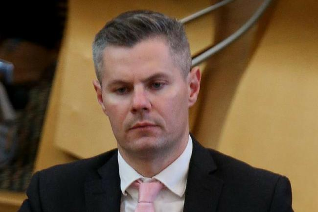 SNP Finance Secretary Derek Mackay accused of 'reheating' flagship policy
