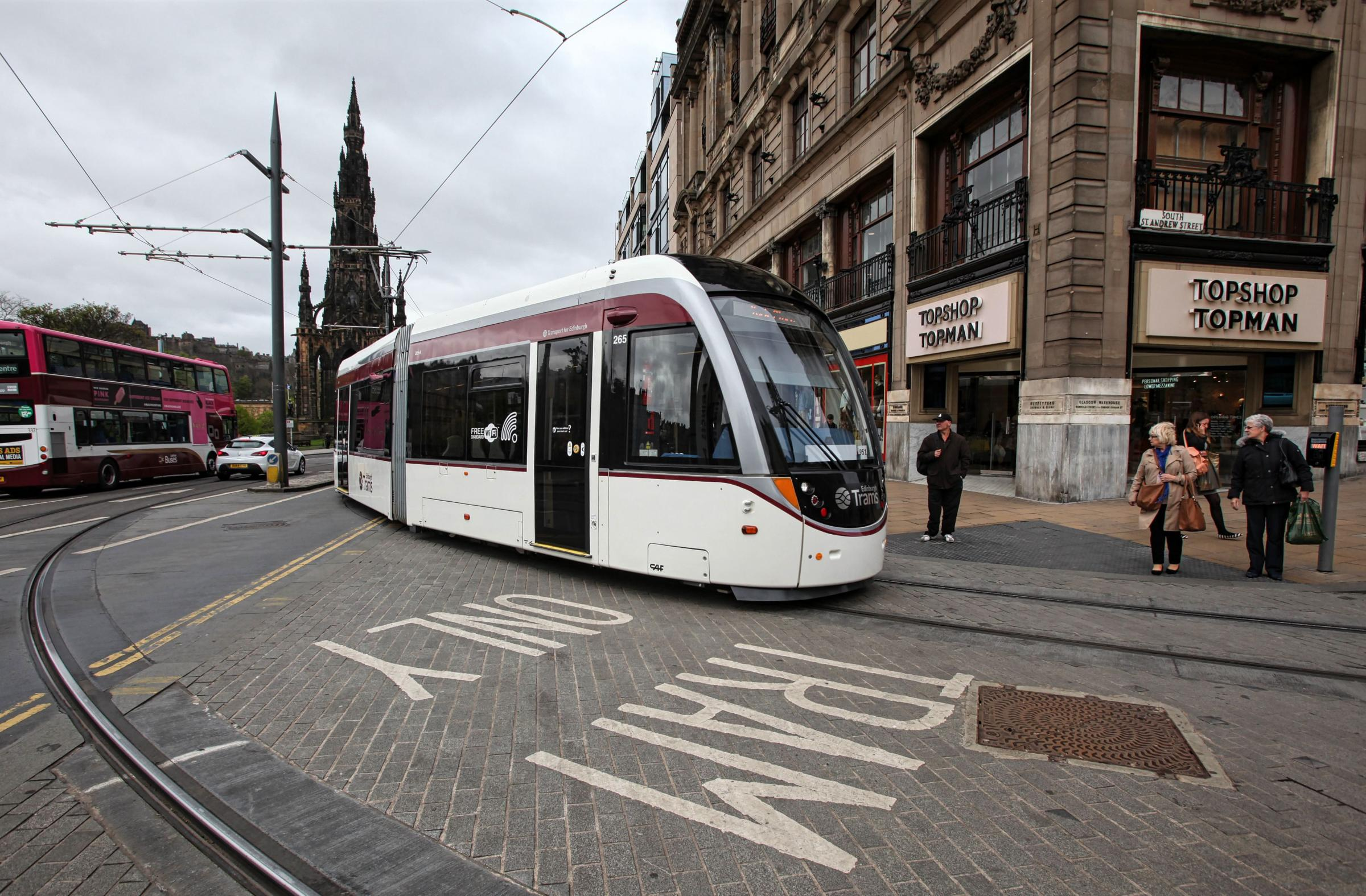 Edinburgh tram inquiry costs to break £10m barrier